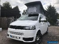2010 VW TRANSPORTER T5 .1 POP TOP 4 BERTH NEW CONVERSION 2TD 6 SEATER CAMPERVAN for Sale