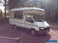 Ford transit auto sleeper legend GL 4 berth motorhome 1990 G reg  for Sale