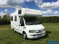 Peugeot Elddis Autoquest 120 2.0 HDI 4 Berth Motorhome for Sale