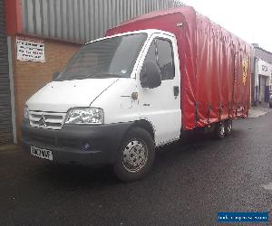 Citroen relay 2.8HDI Tri-Axle Recovery, car transport for Sale