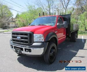 2005 Ford F550 for Sale in the United States