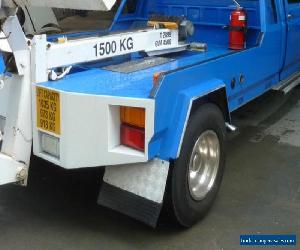 Ford F  Tow Truck