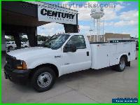 2006 Ford F350 DRW REGULAR CAB SERVICE TRUCK for Sale