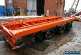 OLDBURY C8936 TRI AXLE for Sale