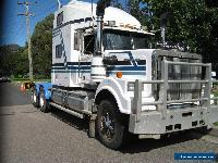 1989 WESTERN STAR  Has been passed and is ready to be registered  for Sale