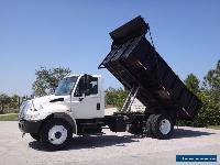 2007 International 4300 DT466 14ft Dump Truck for Sale