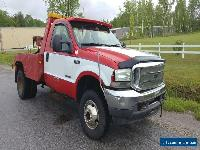 2002 Ford Wrecker for Sale