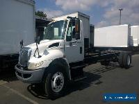 2010 International 4300 Truck Cab & Chassis for 24-26ft Box 33,000# GVWR Allison Auto PTO  for Sale