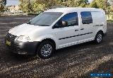 REFRIGERATED VAN VW CADDY MAXI for Sale