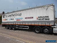Semi Trailer Tri Axle Curtain Side for Sale