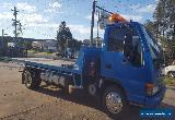 TOW TRUCK TILT SLIDE ISUZU for Sale
