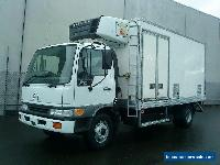 2002 HINO FC3J REFRIGERATED PANTECH TRUCK for Sale
