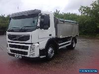 Volvo fm.330 4x2 18tons tipper 2012 year  for Sale