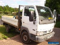 NISSAN CABSTAR 34.10 SWB TIPPER TRUCK DIESEL 3Litre 2006 for Sale