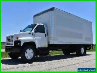 2007 GMC C7500 24Ft Box Truck for Sale