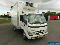 2011 Hino 300 XZU308R 614 Short Auto White 6sp A Cab Chassis for Sale
