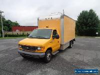 2006 Ford Econoline Commercial Cutaway -- for Sale