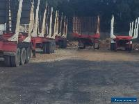 Log trailers for Sale