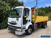2009 RENAULT MIDLUM TIPPER DOUBLE DROPSIDE 16,000 KGS DAF VOLVO AIR-CON TARMAC  for Sale