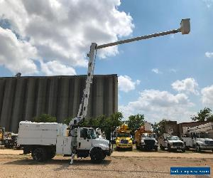 2002 International 4300 FORESTRY BUCKET TRUCK for Sale