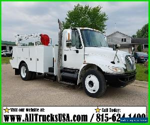 2008 International DURASTAR 4300 for Sale