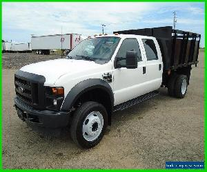 2010 Ford F-550 XL Super Duty for Sale