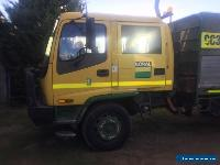 ISUZU CREW CAB FTR 800 for Sale