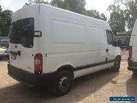 renault master x70 2011 model rwc and reg diesel manual  for Sale