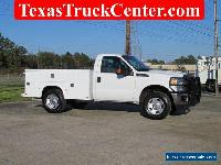 2012 Ford F250 Utility-Service 4x4 for Sale
