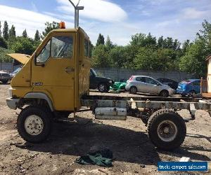Renault B120 4x4 Messenger for Sale in the United Kingdom