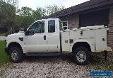 2008 Ford F250 SD Super Cab Long Bed 4wd for Sale
