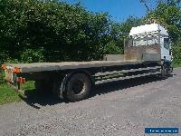 IVECO 18- 24 FLATBED MANUAL SPRINGS LEZ MOT MAY 2018 for Sale