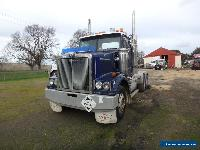2005 Western Star Prime Mover for Sale