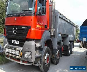 MERCEDES AXOR 3240K 8 WHEEL TIPPER for Sale