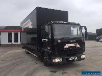 Iveco Eurocargo 7.5 t box lorry for Sale