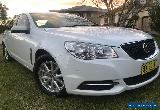 2014 Holden Commodore EVOKE LOG BOOKS HISTORY for Sale