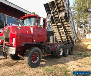 1989 Mack DMM688SX for Sale