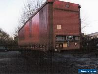 CARTWRIGHT TRI AXLE TRAILER for Sale