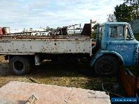 TIPPER FORD D SERIES DIESEL TRUCK GOING BUT NEEDS A TIDY UP for Sale