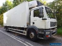 2008 man 18 tonne fridge freezer lorry full air suspension for Sale