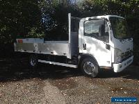 ISUZU N75 EASYSHIFT DROP SIDE WITH TAIL LIFT-FERNDOWN COMMERCIALS 01202 877345 for Sale