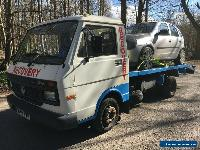 VOLKSWAGEN LT 35 - RECOVERY - TRANSPORTER - not TRANSIT - NO RESERVE - BANGERS for Sale