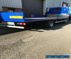 daf lf 45 2010  11ton scaffold lorry truck (auto) NO VAT 21ft 6in body for Sale