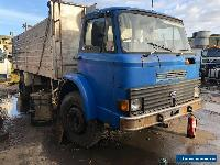 FORD D SERIES 1614 TIPPER TRUCK CLASSIC RESTORATION PROJECT for Sale