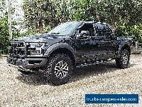 New 2017 Ford F150 Raptor 4x4 Crew Cab Petrol for Sale