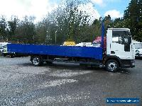 "2007 Iveco Eurocargo  7.5 ton  21ft 6"" dropside for Sale"