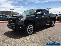 New 2018 Toyota Tundra Platinum Crew Cab 5.7ltr V8 Petrol Truck for Sale