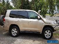 Toyota Landcruiser 200 series Sahara 2010 Model Diesel Auto for Sale