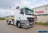 2008 MERCEDES ACTROS 1860 for Sale