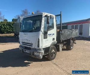 Iveco Eurocargo 75E17 4x2 7.5 t Steel Bodied Tipper for Sale
